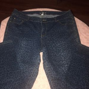 Lane Bryant skinny jeans 👖